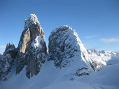 Etappenfoto zur Tour: Forcella del Nevaio / Forcella della Neve